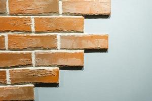 vieux fond de mur de brique grunge