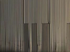 vieux mur de métal