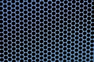 fond de grille de haut-parleur photo