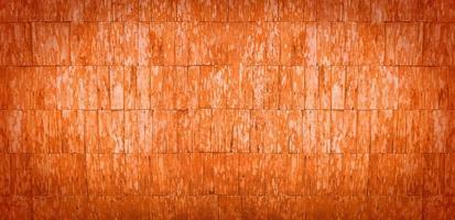 bannière de fond orange