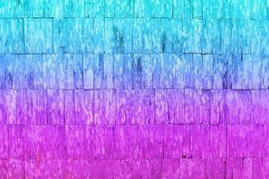fond rose et bleu coloré photo