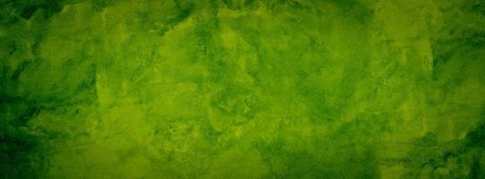 bannière de texture verte