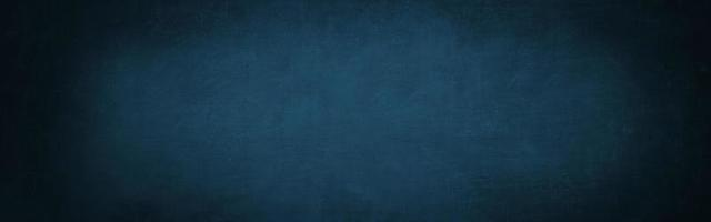 bannière de fond bleu foncé photo