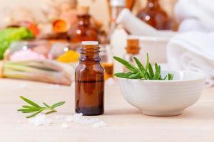 huile essentielle de romarin pour l'aromathérapie
