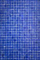mosaïque de pierre carrée vintage photo