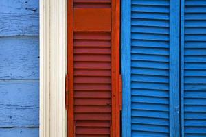 Façade colorée de Caminito à La Boca, Buenos Aires, Argentine photo