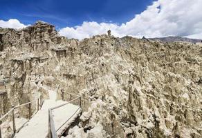 valle de la luna en bolivie