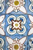 carreaux décoratifs traditionnels de la paz, bolivie photo