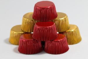 moules à pâtisserie en aluminium colorés