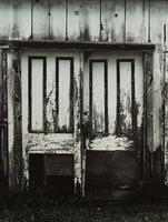 portes en bois cassées