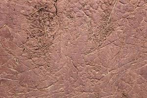 Fond de texture de mur de béton abstrait terre cuite photo