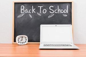 retour à l'école et concept d'éducation pour apprendre à améliorer les compétences