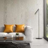 design d & # 39; intérieur d & # 39; une chambre moderne en illustration 3d photo