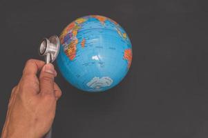 concept de la journée mondiale de la santé