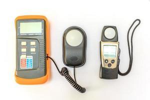 luxmètre pour mesurer l'intensité lumineuse