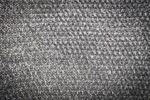 texture de coton gris