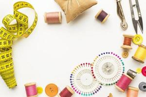 cadre d'articles de couture