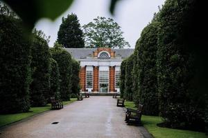 Kensington Garden Park à Londres photo