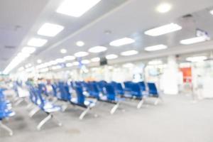 fond abstrait aéroport flou