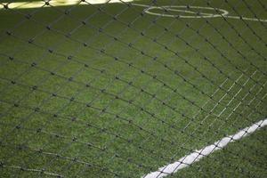 terrain d'entraînement de football en salle
