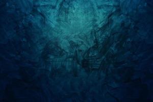 Mur de ciment ou de béton bleu foncé pour le fond ou la texture photo