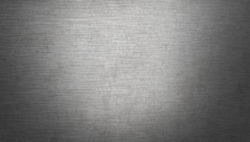fond en métal de texture en acier inoxydable photo