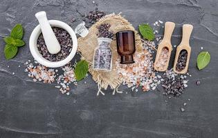 sel et poivre gastronomique photo