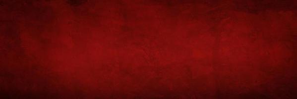 Mur de ciment ou de béton rouge foncé pour le fond ou la texture photo