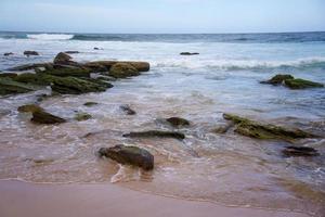 vue sur la plage australienne photo