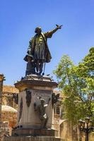 Monument de Christophe Colomb à Saint-Domingue, République dominicaine photo