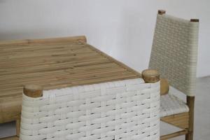 meubles de table de cuisine