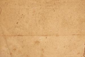 fond de texture de papier vintage brun pâle photo