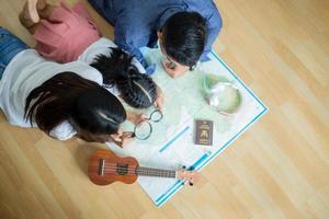 la planification familiale des vacances