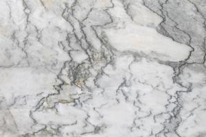 Texture de marbre blanc gros plan pour fond abstrait photo