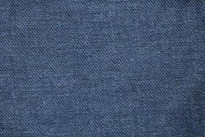 gros plan, de, tissu bleu, texture photo