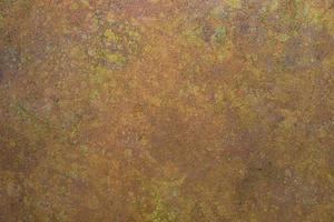 fond de texture détaillée en métal rouille vintage photo