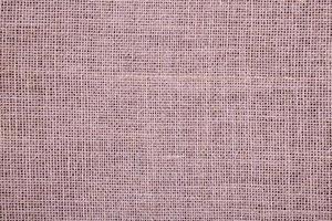 Texture de sac de jute photo