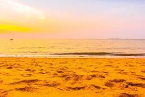 beau fond de mer tropicale photo