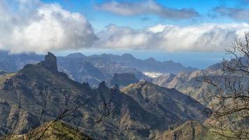 Tejeda Valley à Gran Canaria photo