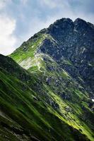 double pic massif rocheux photo