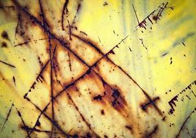 fond jaune rustique photo