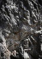 texture de roche calcaire photo