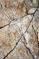 ancienne surface de calcaire photo