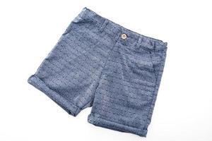 pantalons courts et vêtements photo