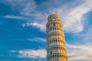 la tour penchée de pise photo