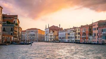 Image de paysage urbain de Venise, Italie photo