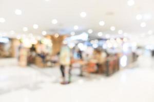 résumé, flou, beau, luxe, centre commercial, intérieur