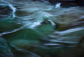 exposition rapide à l'eau photo