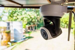 caméra de sécurité en circuit fermé