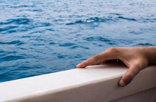 croisière sur un navire à passagers photo